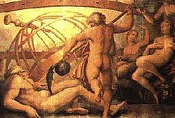 Yunan Mitolijisi Yaratılış Mitleri