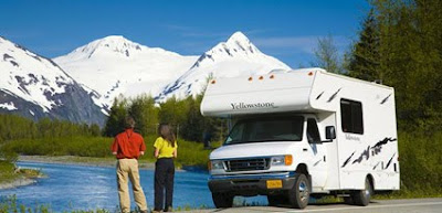 RV Rental Anchorage