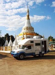 Thailand Motorhome Rental