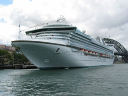Star Princess Cruise NZ
