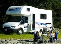 Motorhome Rental New Zealand
