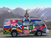 Queenstown campervan hire