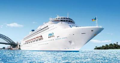 P & O Cruise