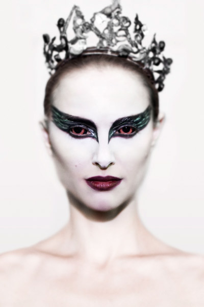 I was elated when I learned that the film, Black Swan, is about rival