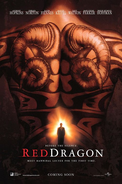 Movie Screenshots: Red Dragon (