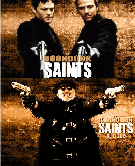 reflection the boondock saints Boondock saints 3: the continuing adventures of two fraternal twins who set out to clean up their hometown of boston boondock saints tv series moving forward writer-director troy duffy has been approached about an episodic version of his cult movies starring sean patrick flanery and.