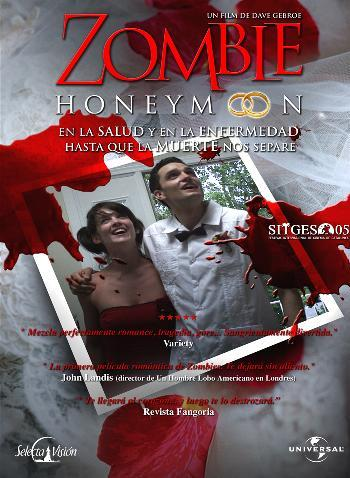 Zombie Honeymoon affiche