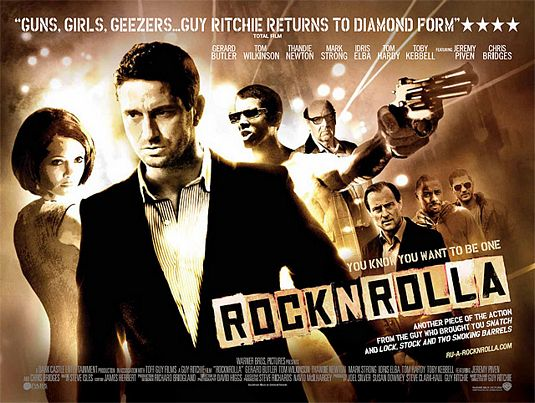 Vagebond's Movie ScreenShots: RocknRolla (2008)