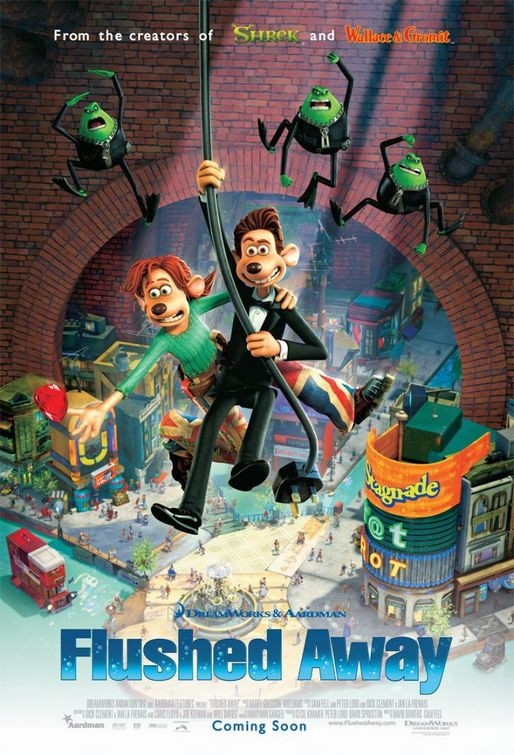 Movie Screenshots: Flushed Away (