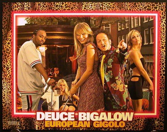 Duece Bigalow European gigolo KLAXXON