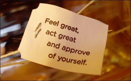 Self affirmation statement