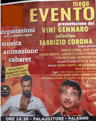 Corleone, il sindaco Iannazzo, la Giunta e... Corona... e i Vini