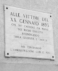 1893, la strage di S. Sebastiano