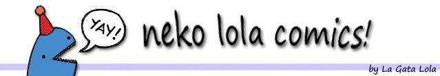 Neko Lola's Comics
