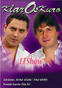"Show Latino Bailable ""Klaroscuro"""