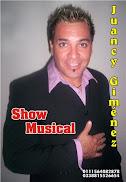 Show de Juancy Gimenez Viernes 25 de enero en Resto Bar Las 4 Décadas