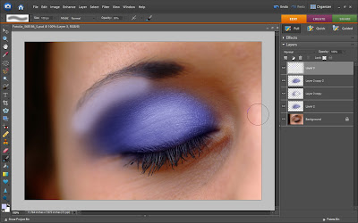 Photoshop Makeup Tutorial