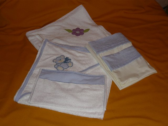 Ajuares candela sabanas y toallas - Sabanas y toallas ...