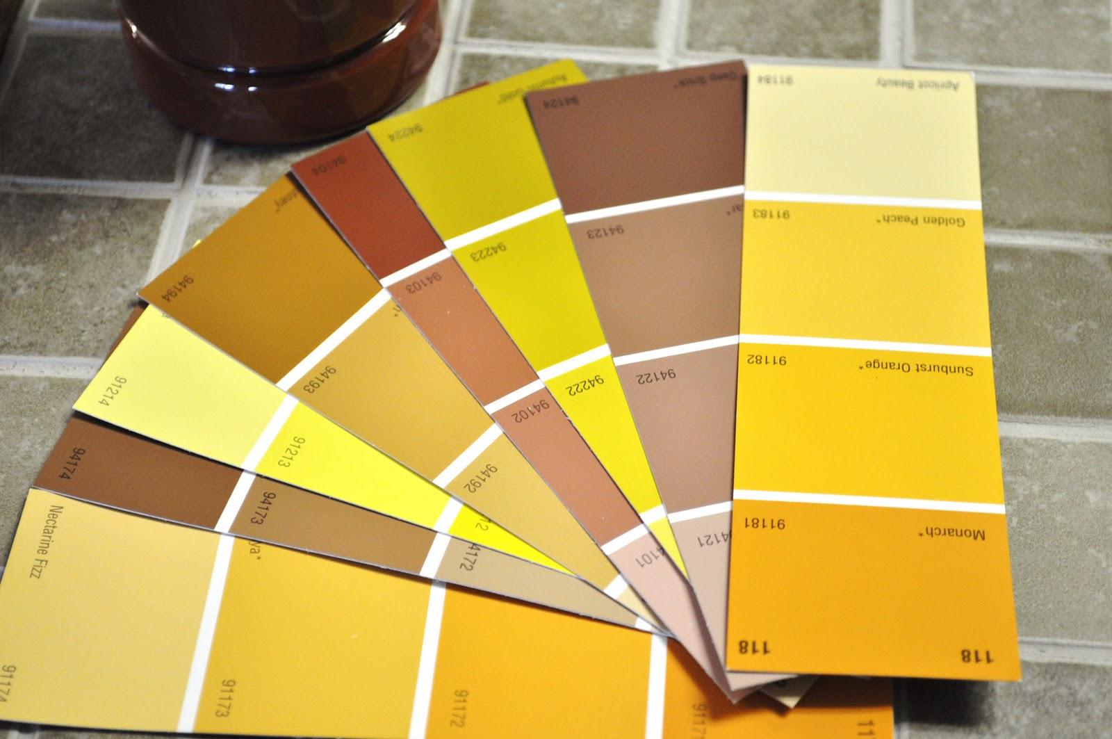 paint sample turkey craft - kids activities | saving money | home