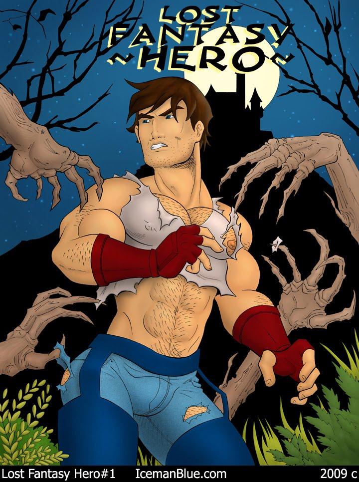 Iceman - Lost Fantasy Hero 1