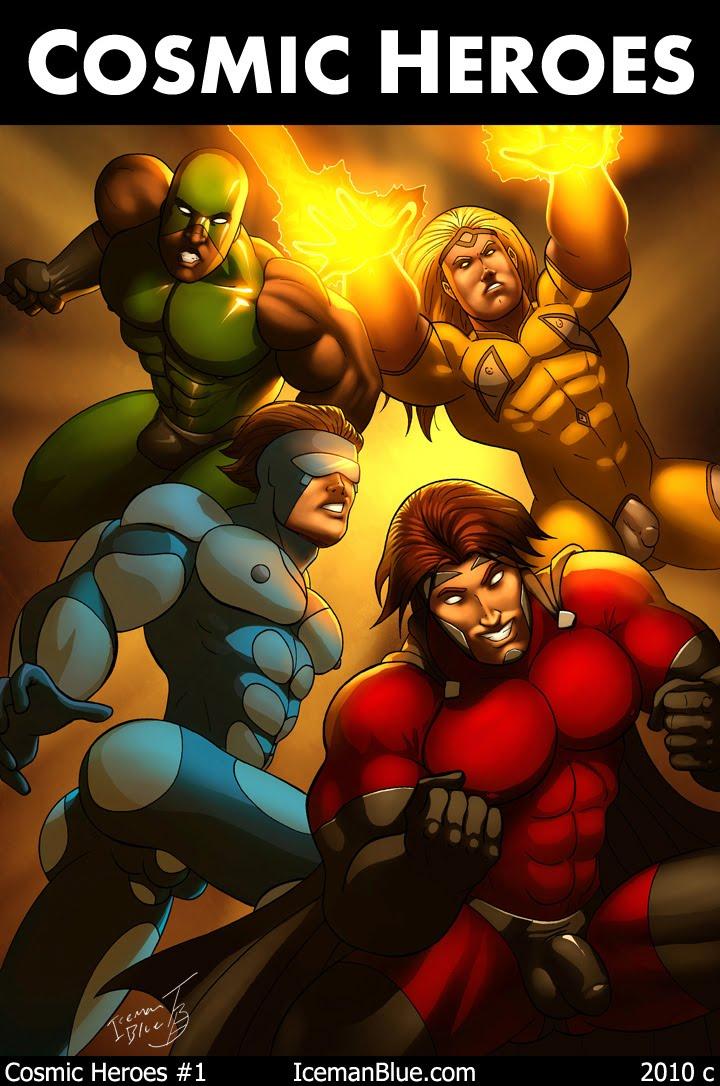 Iceman - Cosmic Heroes 1