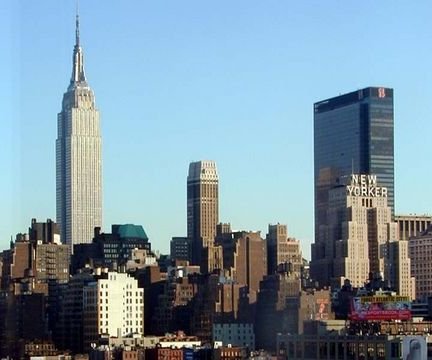 new york skyline wallpaper for walls. new york skyline pictures.