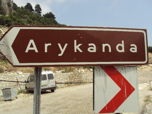 Hideous Belltown: Phaselis and Arykanda