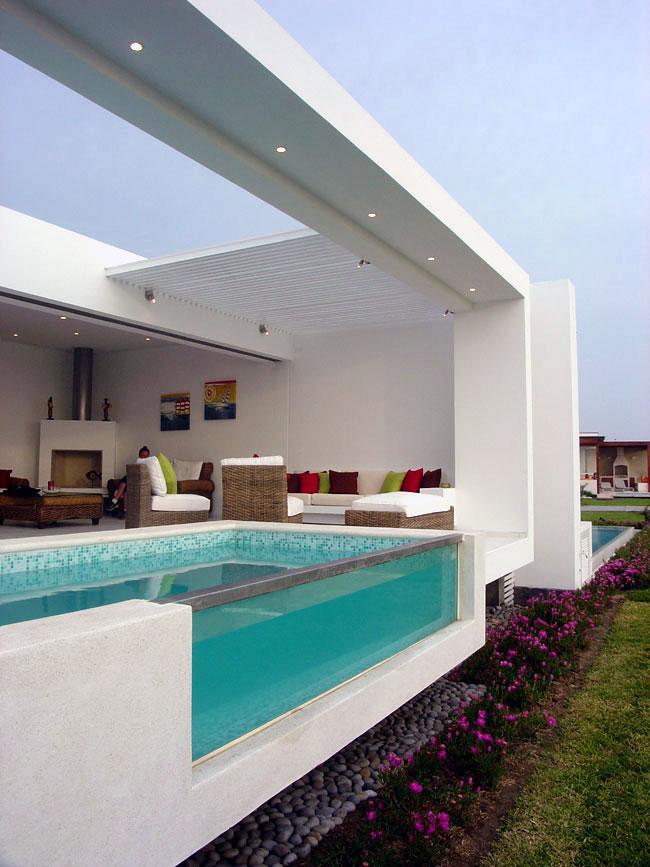 Casas casa frente al mar jos orrego arquitecto for Casas con piscina para alquilar