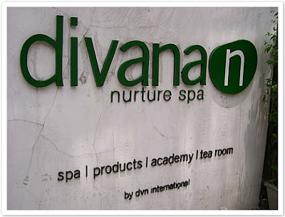 Dreamersloft dine shop spa indulgence in bangkok may for Divana nurture spa