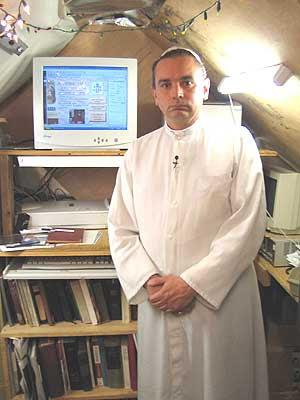 David Allen Bawden: Paus Pilihan Sendiri, Paus Michael I - www.jurukunci.net