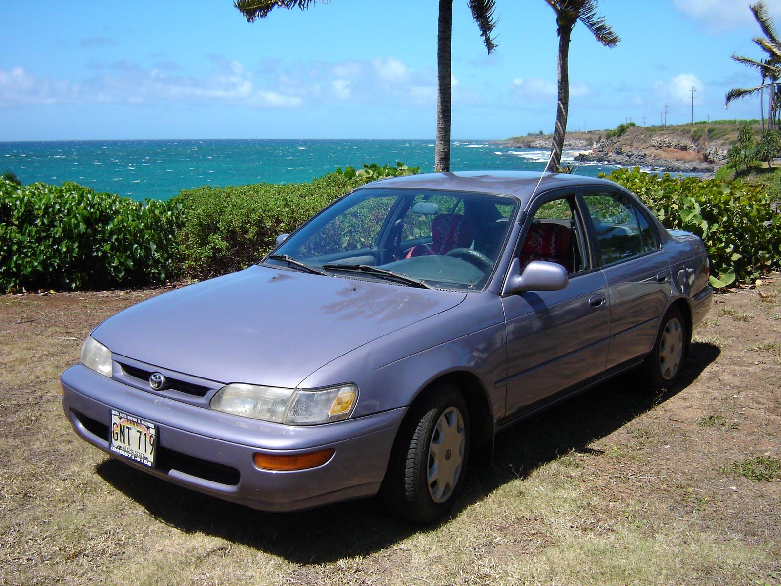 Rental Cars For Sale Maui