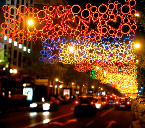 Creatura luces de navidad - Luces exterior navidad ...