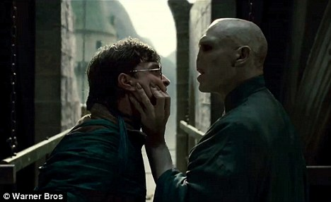 confirmed last month that the Deathly Hallows re-shoot was taking place.