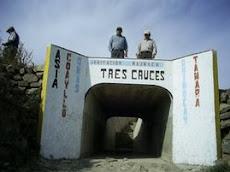 ñauñaco- tres cruces