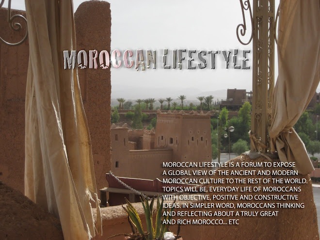 Moroccan Lifestyle