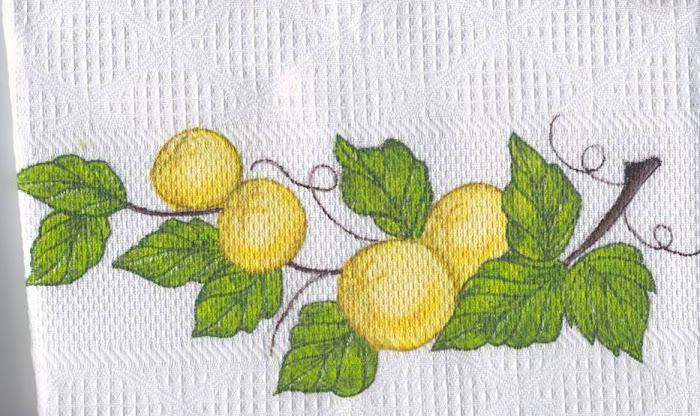 frutos amarelos
