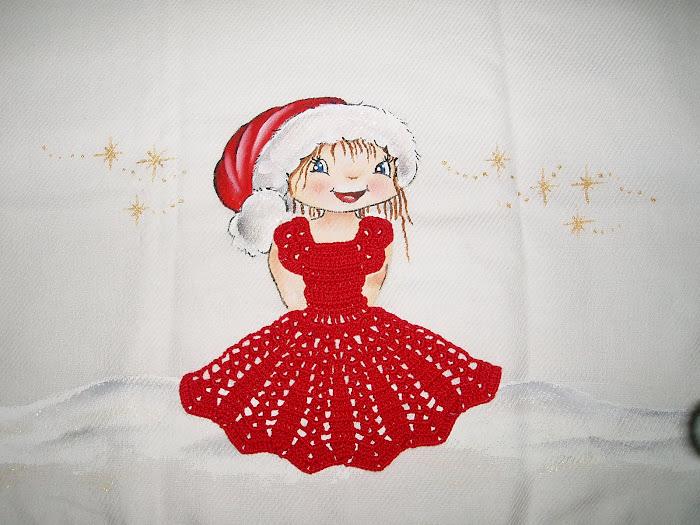 boneca natalicia