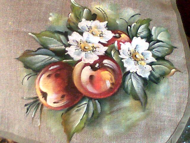 frutos e flores
