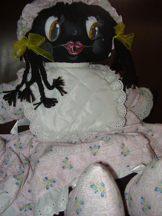boneca da Juliana