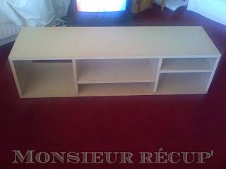 monsieur r cup 39 mon meuble tv. Black Bedroom Furniture Sets. Home Design Ideas