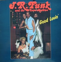 JR Funk The Love Machine Feel Good Party Time