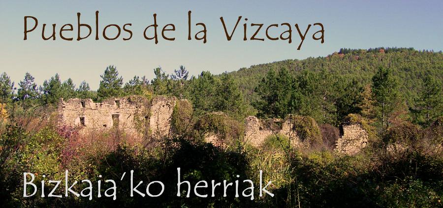 Pueblos de la Vizcaya
