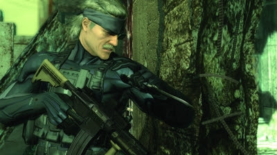 MGS4 - PS3 - SNAKE
