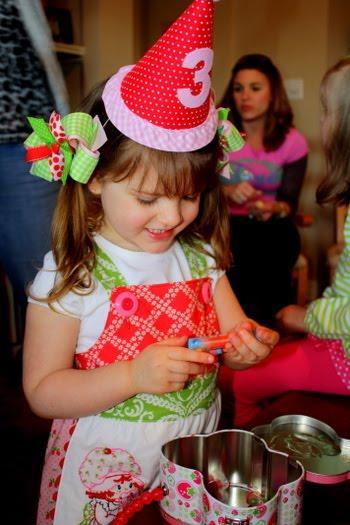 little pumpkin grace strawberry shortcake birthday party