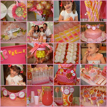 Pink Pre-K Party