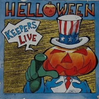 Todas las portadas de los discos de Helloween (Vol. 1)