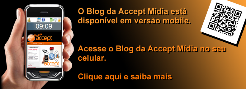 Versão Mobile do Blog
