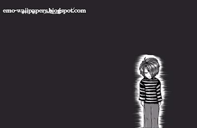 Emo Boy Sad