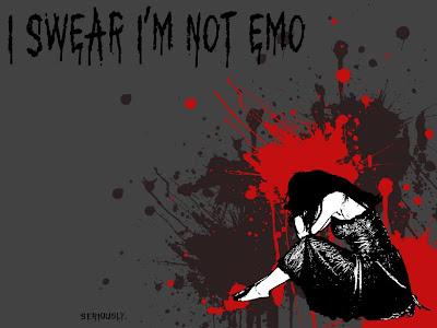 I swear I'm not EMO