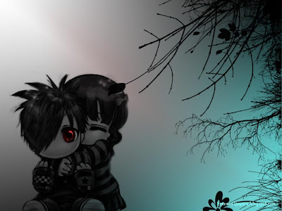 sad emo love wallpaper. cute emo love wallpaper